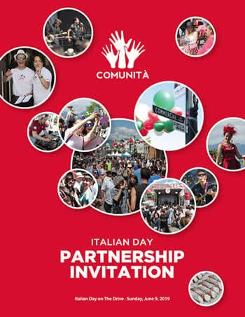 Italian Day Become a Sponsor