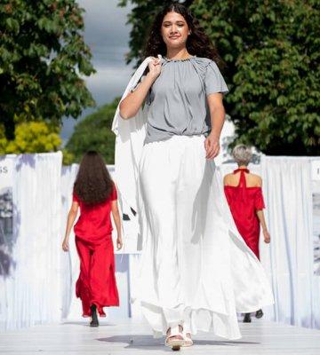 Italian Day Fashion Show